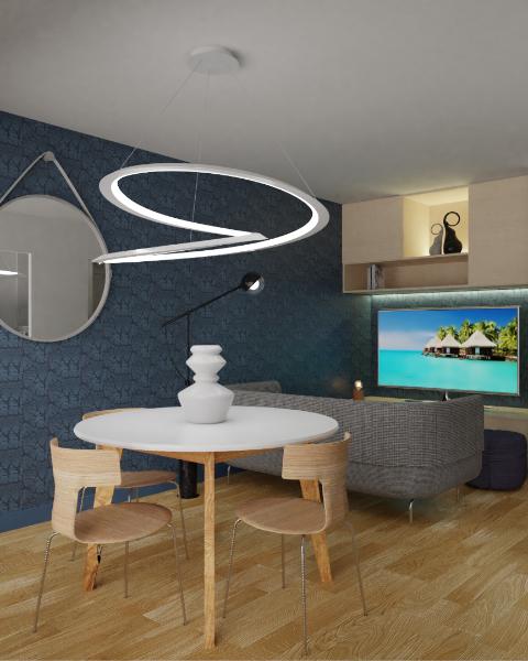 Modernisation d'un appartement à Roquebrune Cap Martin (Alpes Maritimes 06)